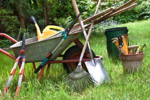 Choisissez votre outil de jardin adapté