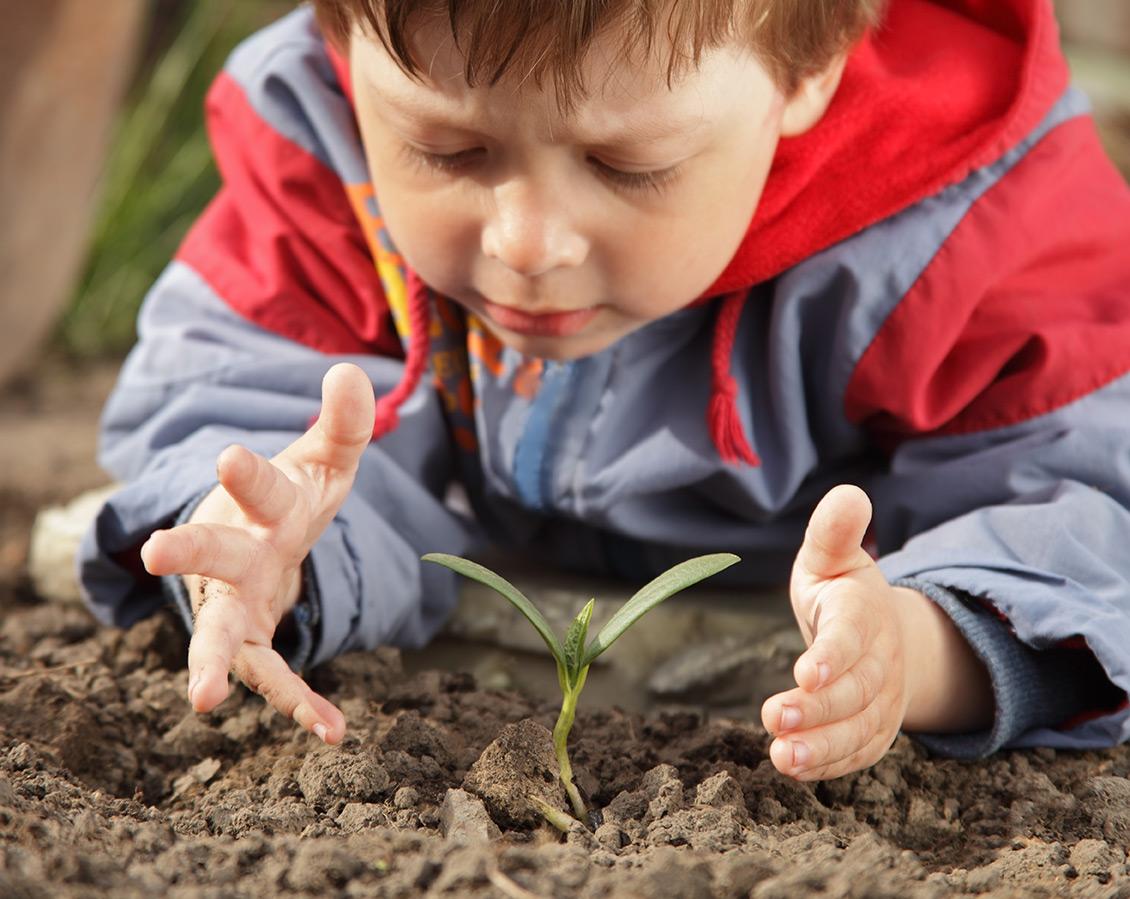 activites pour jardiner avec les enfants